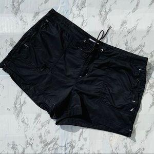 Nautica Black Board Shorts EUC